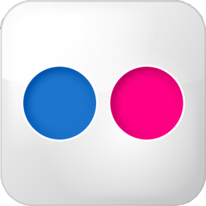logo flickr